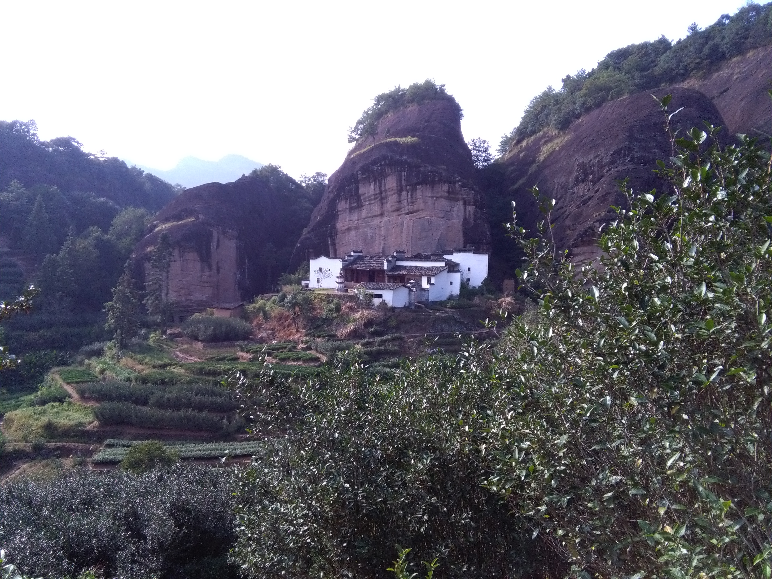 Famous Horse Head (Ma Tou) valley
